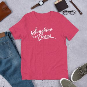 Sunshine & Jesus T-Shirt